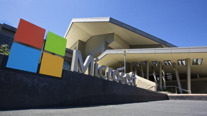 Microsoft, Redmond, Campus, Headquarter