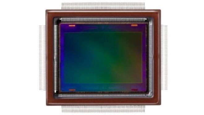 Canon, CMOS, Bildsensor