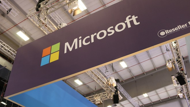 IFA 2015, IFA 2016, Microsoft Logo, Messestand, Microsoft Booth, Microsoft IFA