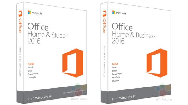 Office 2016, Office Home and Student 2016, Office Home and Business 2016, Office 2016 Home & Student, Office 2016 Home & Business