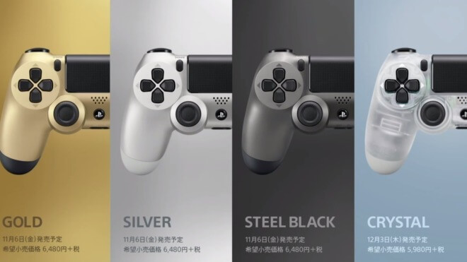 Sony, PlayStation 4, PS4, Sony PlayStation 4, Design, Sony PS4, Controller, DualShock 4