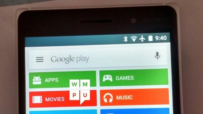 Android auf Lumia, Nokia Lumia 830 mit Android, Windows 10 Mobile Hack