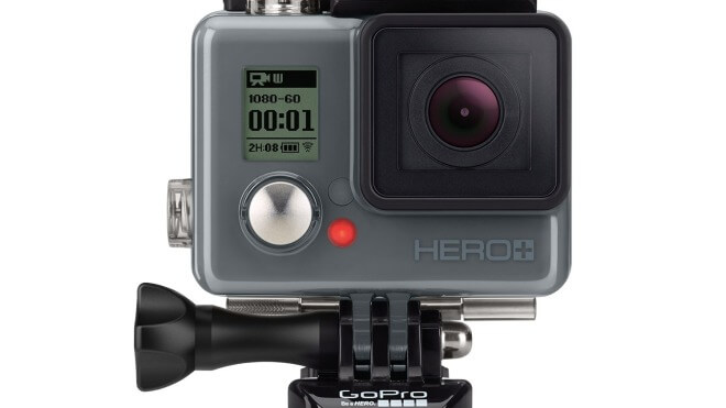 GoPro, Actioncam, Actionkamera, Gopro Hero+Wireless