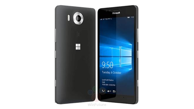 Microsoft Lumia, Microsoft Lumia 950, Windows 10 Smartphone, Lumia 950