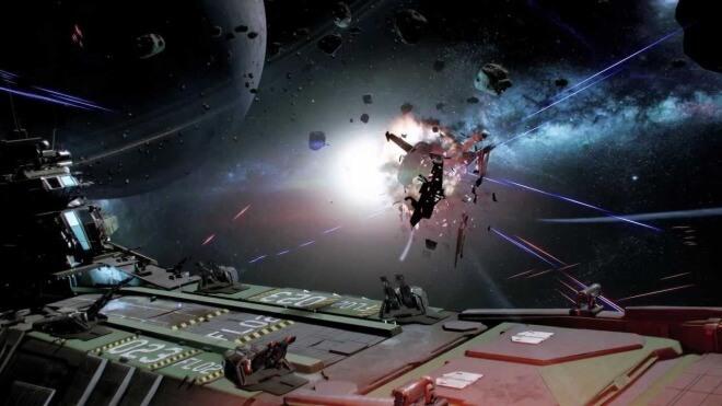 Star Citizen, Chris Roberts, Weltraumsimulation, Cloud Imperium Games, Squadron 42