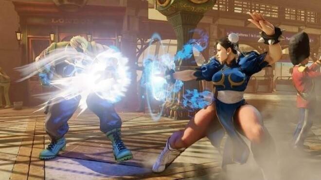 Capcom, Street Fighter V, Duell