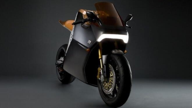 Motorrad, Mission Motors, Mission One, E-Mobility