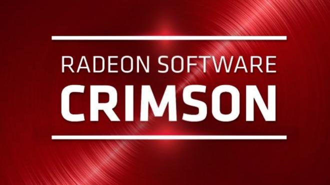 Amd, Treiber, Catalyst, Radeon Software Crimson, Radeon Software, Crimson