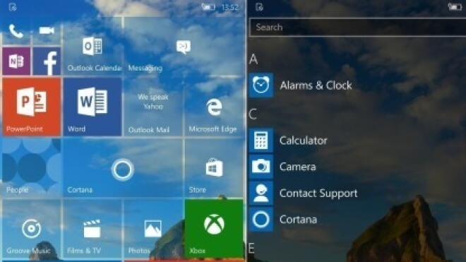 Windows 10 Mobile, Rtm, Threshold 2, Windows 10 Build 10586, Windows 10 Threshold 2, Windows 10 Mobile Build 10586