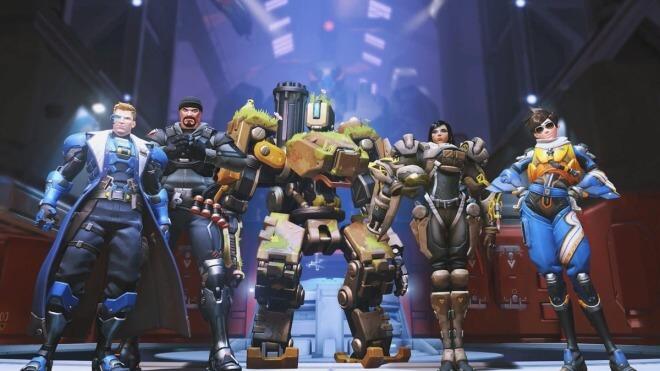 Blizzard, Online-Shooter, Overwatch, Charakter