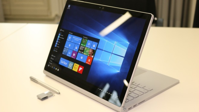 Microsoft, Windows 10, Tablet, Video, Notebook, Surface, Laptop, Microsoft Surface, Test, Hands-On, Hands on, Surface Tablet, Surface Book, Microsoft Surface Book, Book, Erster Eindruck
