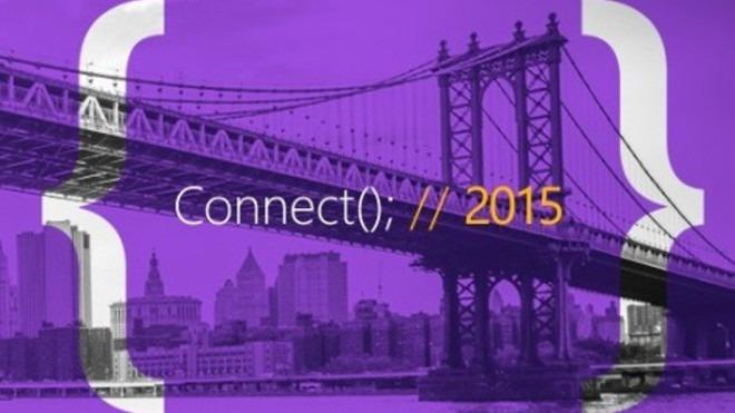 Entwicklerkonferenz, Connect, Connect 2015, Microsoft Konferenz