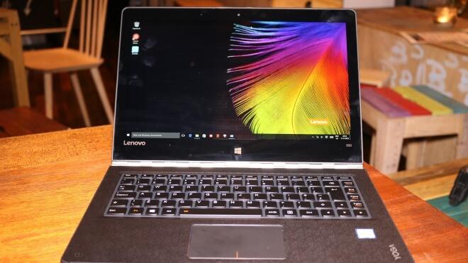 Windows 10, Notebook, Intel, Laptop, Lenovo, Hands-On, Hands on, Touchscreen, Dualcore, Skylake, Yoga, Lenovo Yoga, Lenovo Yoga 900-13, Lenovo Yoga 900, Intel Core i7-6500U, Lenovo Yoga 900-13ISK