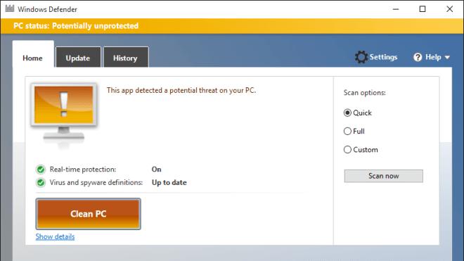 Windows 10, Antivirus, Windows Defender, Defender, Windows Antivirus