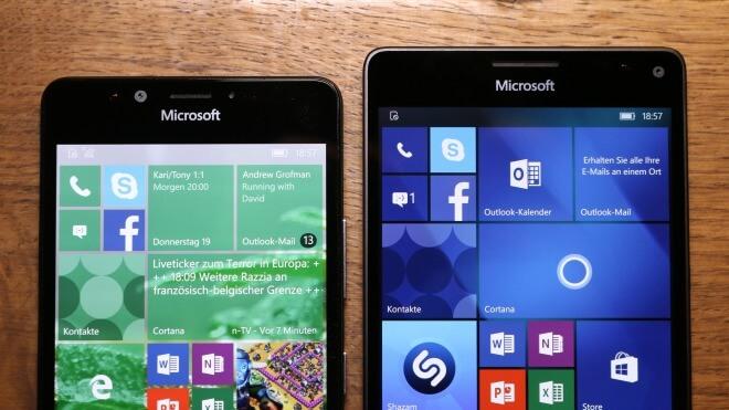 Windows 10 Mobile, Microsoft Lumia, Microsoft Lumia 950 XL, Windows 10 Smartphone, Microsoft Lumia 950