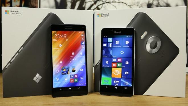 Microsoft, Lumia 950, Lumia 950 XL