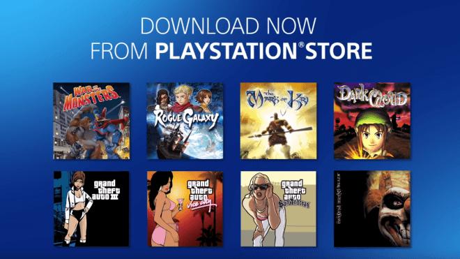 PlayStation 4, Gta, Abw�rtskompatibilit�t, PlayStation 2