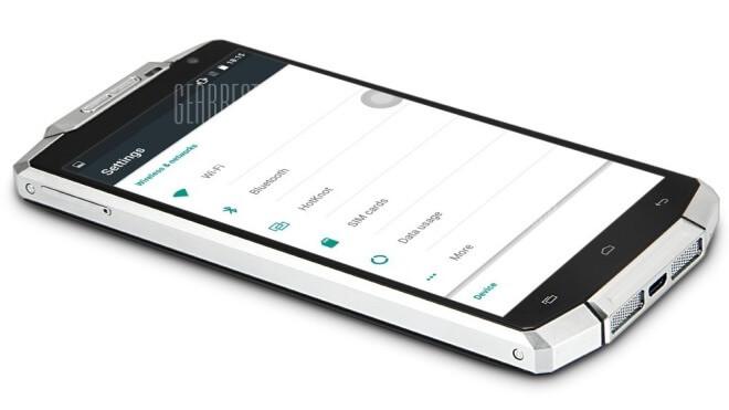 Smartphone, Akku, Laufzeit, Oukitel K10000