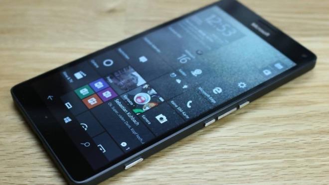 Microsoft Lumia, Microsoft Lumia 950 XL, Lumia 950 XL, Cityman