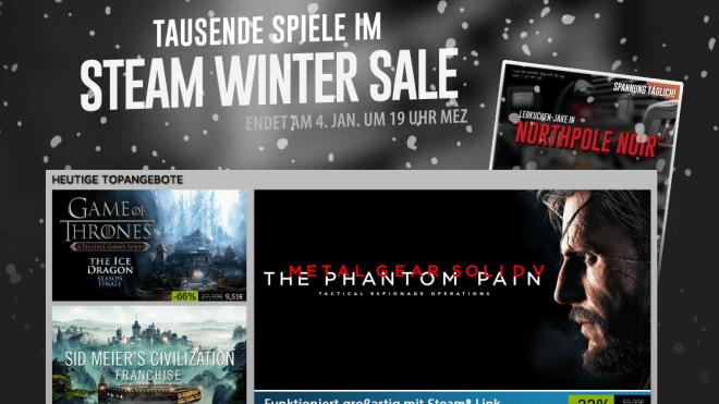 Steam, sale, Steam Sale, Winter Sale