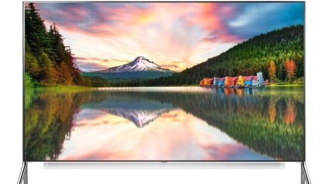 LG, Tv, Fernseher, LG Electronics, TV-Gerät, HDR, 8K, LG 98UH9800