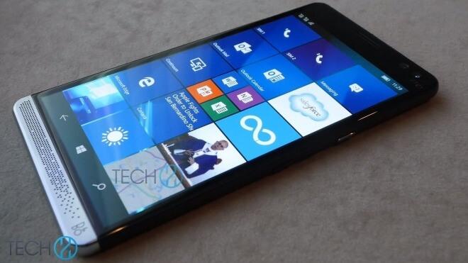 Windows 10 Mobile, Leak, Hp, Hewlett-Packard, HP Elite x3, Elite X3