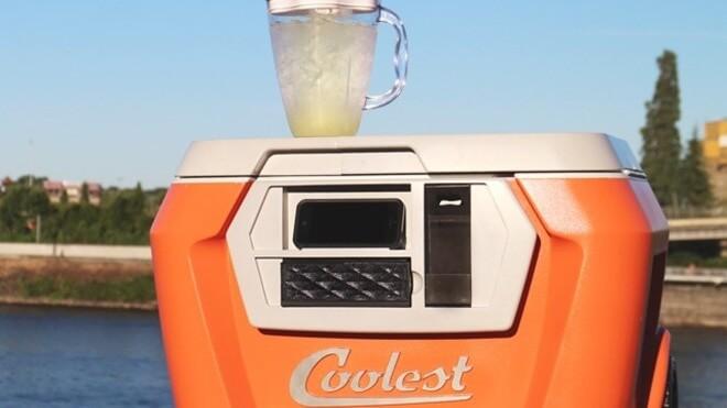 Kickstarter, Crowdfunding, Coolest Cooler, K�hlbox
