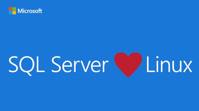 Linux, SQL Server, SQL Server on Linux, SQL Server f�r Linux