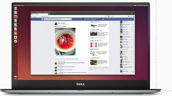 Ubuntu Linux, Dell XPS 13, Ubuntu Notebook, Ubuntu Laptop