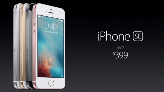 Iphone, iPhone SE, Apple iPhone SE