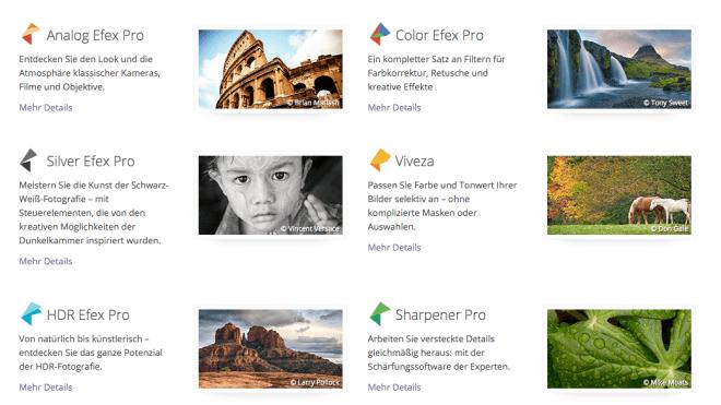 Google, Bildbearbeitung, Bildbearbeitungsprogramm, Nik Collection