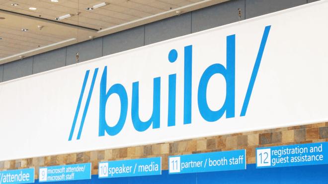 Build, Build 2016, Microsoft Build, Microsoft BUILD 2016