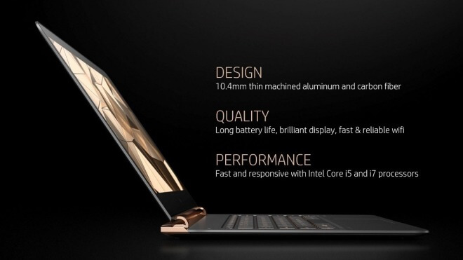 Notebook, Laptop, Hp, Ultrabook, Ultra-Thin, Spectre, HP Spectre