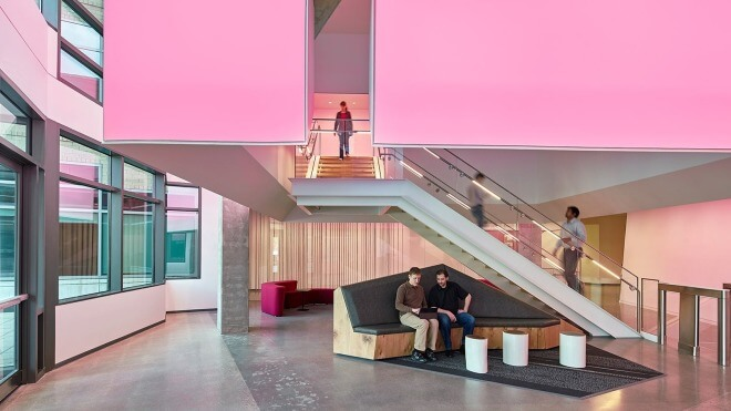 Microsoft, Redmond, Microsoft Campus, The Cube