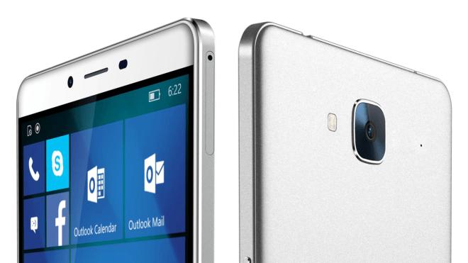 Windows 10 Mobile, Windows 10 Smartphone, Moly PCPhone, Coship Moly, PCPhone