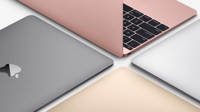 Apple, Laptop, Macbook, MacBook 2016, MacBook Rosegold