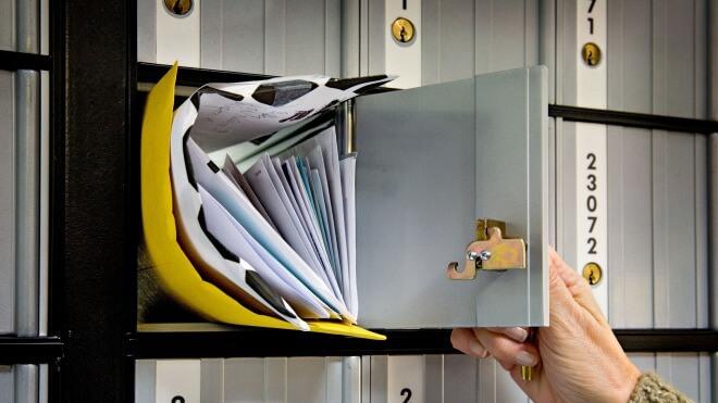 E-Mail, Post, Briefkasten, postfach, Briefe