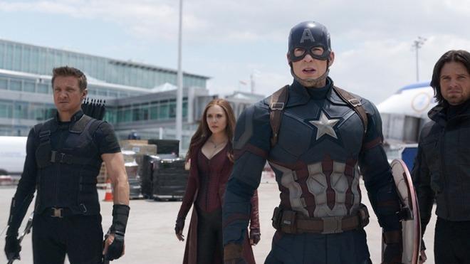 Filmkritik zu The First Avenger: Civil War - Der n�chste Marvel-Hit?