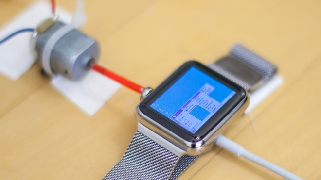 Windows, Hack, Apple Watch, Windows 95, WatchOS