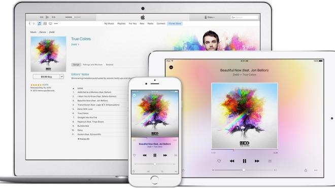 Apple, musikstreaming, Apple Music