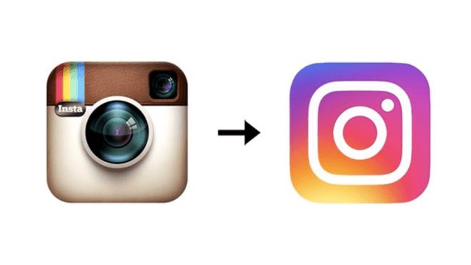 Logo, Design, Instagram, Relaunch
