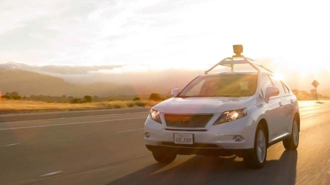 Google, Autonomes Auto, Selbstfahrend, Google Self Driving Car Project, Lexus SUV