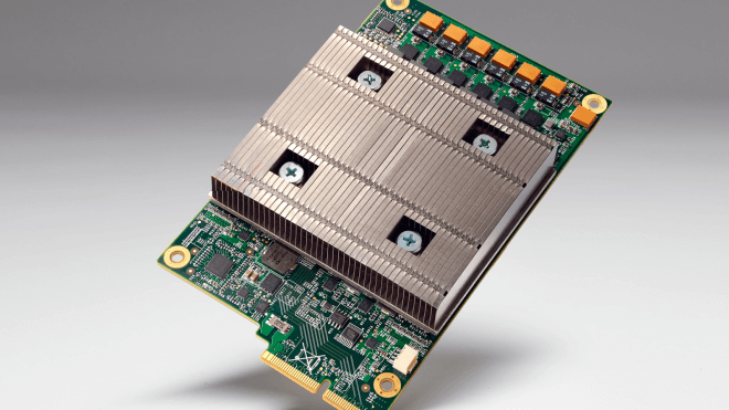 Google, Tensor Processing Unit, TPU