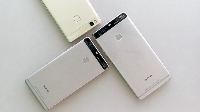 Smartphone, Android, Huawei, Computex, Lutz Herkner, Computex 2016, Huawei P9, Huawei P9 Lite, P9, Huawei P9 Plus