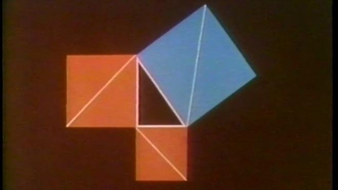 Wissenschaft, Mathematik, Satz des Pythagoras