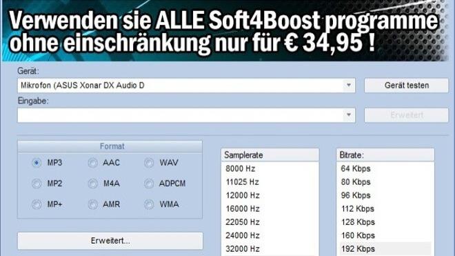 Audio, Audioaufnahme, Any Audio Record