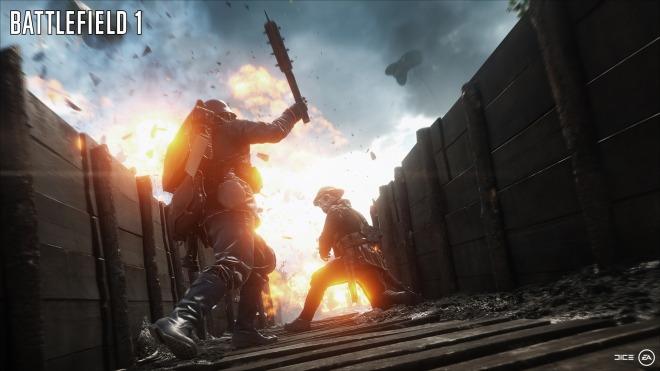 Electronic Arts, Battlefield, Dice, Battlefield 1