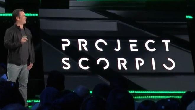 Microsoft, Xbox, Xbox One, Prozessor, Cpu, Project Scorpio