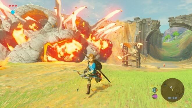 Nintendo, The Legend of Zelda, Zelda, The Legend of Zelda: Breath of the Wild