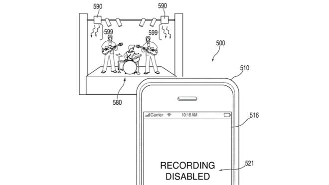 Apple, Patent, Videos, Fotos, Aufnahme
